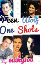 Teen wolf one shots by maky100