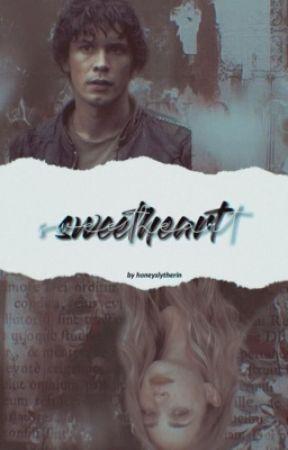 Sweetheart ▷ Bellamy Blake by spenxerreid