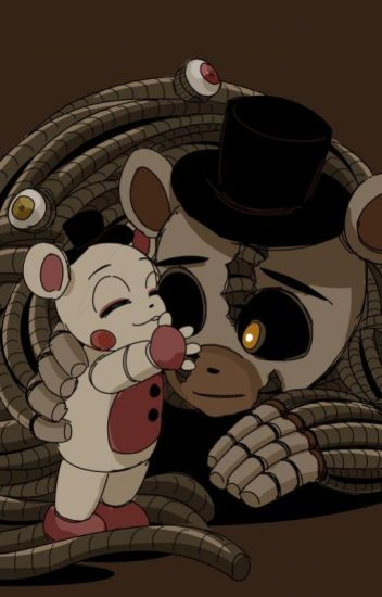 Molten Freddy x Helpy (Don't Really Ship
