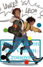 (PLANCE AND KATT) Percy Jackson And Voltron Crossover  by 11938c