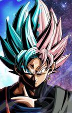 The Saiyan God Goku by BendytheReaper