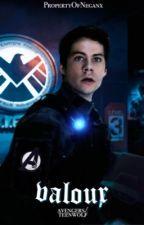 VALOUR, avengers x teenwolf. by PropertyOfNeganx
