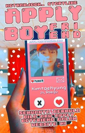 [OG] Apply Boyfriend | K.TH (BTS) by HotNamjoon_