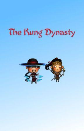 The Kung Dynasty by Imari-Mizutama