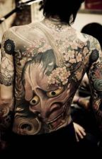 Yakuza Boy: Or the Man with Painted Flesh (Slow Updates) by MaddieCakesx3
