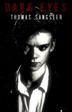 Dark Eyes { Thomas Sangster } by ambertherainbowsheep