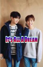 It's all a dream (EunWoo x Rocky)  by finny131