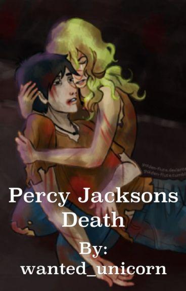 Percy jacksons death