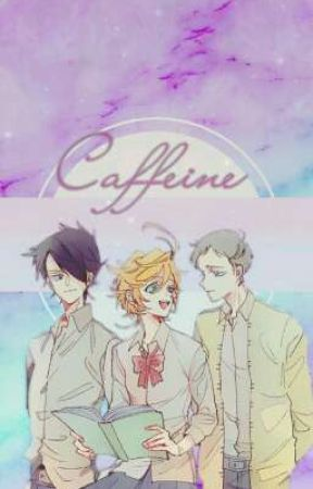 Caffeine (Norman x Emma x Ray) by cup_of_rentea