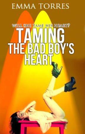 Taming The Bad Boy's Heart by alluringxdreams