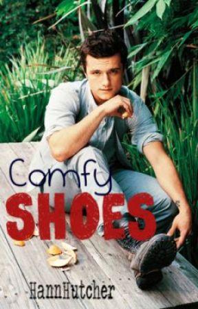 Comfy Shoes [A Josh Hutcherson Story] by hannhutcher