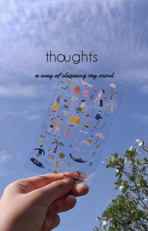 thoughts. by live--
