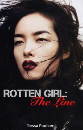 Rotten Girl: The Line by TheBloodyPainter