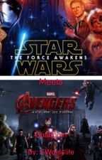 Star Wars Meets Marvel Chatroom [Completed] by EmJay_Rogers