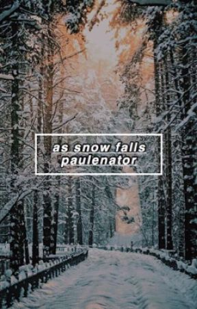 As Snow Falls by staceyypaule