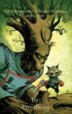 The adventrures of Rocket Raccoon and Groot: book 1 by Seemanbo