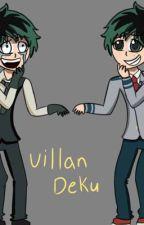 Villain Deku by dv_writes