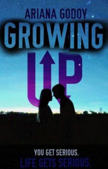 Growing up (My Wattpad Love's sequel)  {Übersetzung}