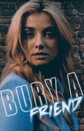 Bury A Friend | Billy Bennett by -arcadia