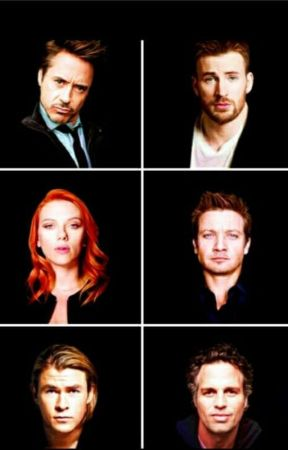 Avengers imagines and other random stuff by jazzintas