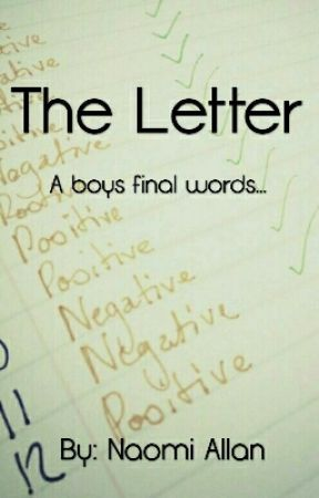 The Letter by MissNiallHoran1D