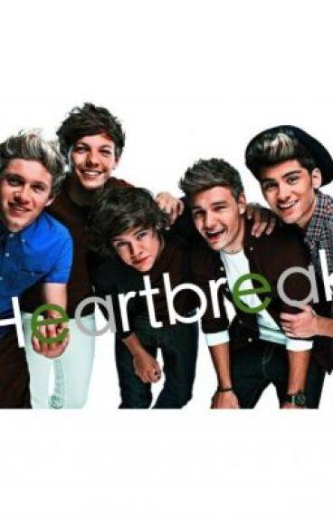 Heartbreak (A One Direction Fanfic) by Hiitsalyssa