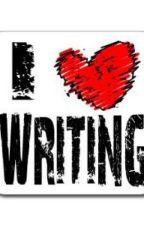 """I write :))"""" by koko4591"""