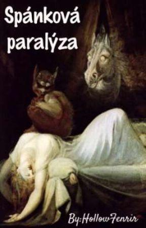 Spánková paralýza by HollowFenrir