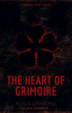 The Heart of Grimoire [ Black Clover ] by bloody_fairy_