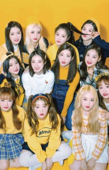 Loona The Group Chat