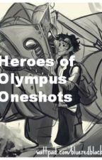 Heroes of Olympus Oneshots (Percy Jackson Fanfiction) by blueredblack