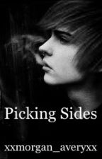 Picking Sides (BoyxBoy Emo Love Story) *Editing*  by xxmorgan_averyxx