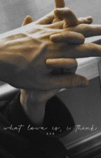 What love is, I think// larry au | ✓ by finkykinky
