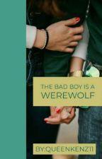 The Bad Boy is a Werewolf (ON HOLD) by QueenKenz11