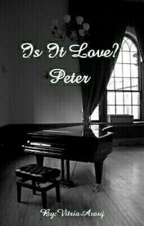 Is it love? Peter  by VitriaArauj