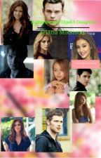 Katherine and Elijah's Daughter Ariana Mikalson (Jeremy Gilbert Love story) by bezzgirlever