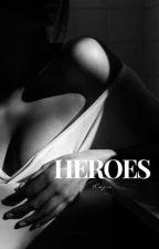 HEROES | pjm + kth  by -kmjin