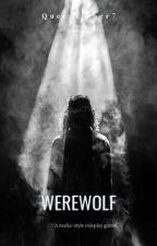 Werewolf by QueenEmber7