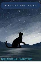 Stars of the Galaxy by AquaDragonDancer