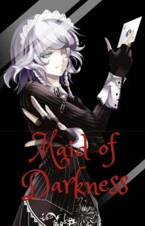 Maid of Darkness by Inkydesuchan
