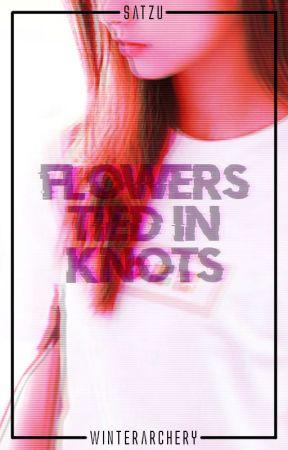 Flowers Tied in Knots || SaTzu oneshot by WinterArchery