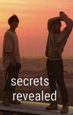 secrets revealed (AU werewolf) by Pardon12jk