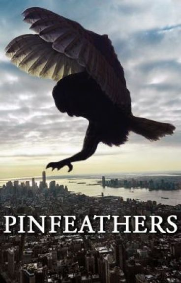 Pinfeathers by Skyhuntress
