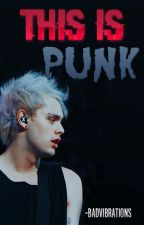 This Is Punk. «Michael Clifford» by -badvibrations