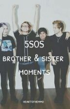 5SoS Brother & Sister Moments by heartofhemmo