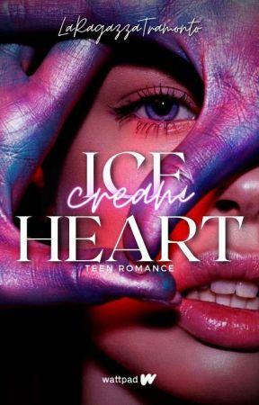 Ice Cream Heart | La Ragazza Tramonto  by LaRagazzaTramonto