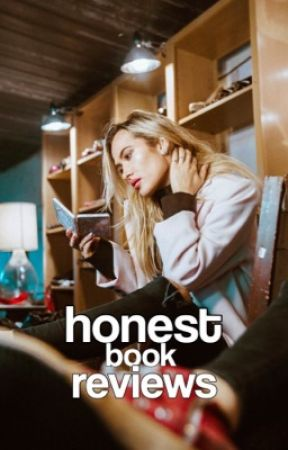 Honest Book Reviews || closed by IslandApricot