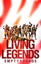 - APEX LEGENDS - [One Shots ] Living Legends by emptysounds