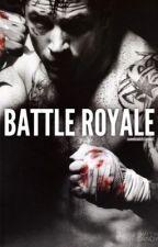 BATTLE ROYALE | Tommy Conlon by iamhalscy
