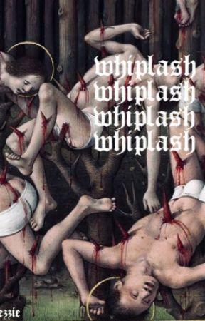 whiplash . klarion by -ezzie
